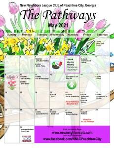 202105 May Calendar