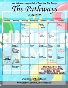 202106 June Calendar