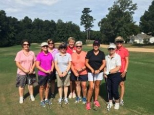Activity - Golf Group