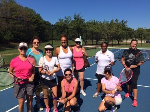 Activity - Tennis Group