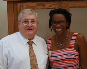 Jim Mothorpe of Capital Investment Companies and Margarette